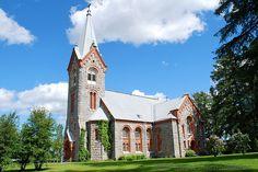 Kitee kirkko