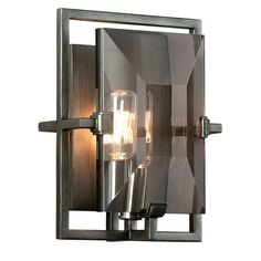 Troy Lighting Prism 1-light Wall Sconce - Overstock™ Shopping - Top Rated Sconces & Vanities