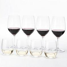 "Riedel ""Vinum"" Bordeaux Wine Glasses, Set of 4 | Bloomingdale's"