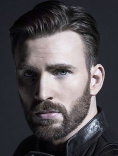 I am a Chris Evans fan. I love Chris Evans. Christopher Evans, Robert Evans, Chris Evans Beard, Capitan America Chris Evans, Chris Evans Captain America, Capt America, Steve Rogers, Bucky Barnes Imagines, Actrices Hollywood