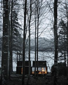 "7,130 Me gusta, 43 comentarios - The Local Project (@thelocalproject) en Instagram: ""The perfect escape..  Vipp Shelter located in Denmark """