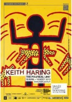 Saw this exhibit at the AGO some time ago.  Like a true artist, Keith Haring revolutionized what ART can be. His cartoon like images, quickly painted on subway walls around nyc, were graphic art often with a whimsical twist. How sad that he was taken away so young from the dreadful disease of AIDS.  Sadly missed.