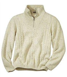 Stilvoller Pullover Mit Zopfmuster #atlasformen #atlasformende #atlasformendeutschland #meinung #winter #colorado
