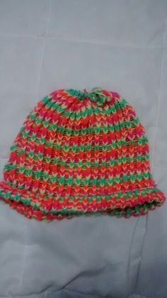 A hat i made for my sister..its an xl because she has dreads