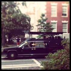 Best way to tour in Savannah? In a hearse of course! Try the Hearse Ghost Tour when you visit. It's campy AND fun!
