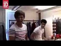 One Direction - Behind The Scenes. i know it's old but i love it, don't judge