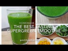 Today recipe is a very healthy, very easy and great tasting Supergreen smoothie. Don't let the green colour put you off from trying this recipe. Do You Like It, Baby Spinach, Recipe Today, Gut Health, Coconut Water, Vitamins And Minerals, Smoothie, Mango, Frozen