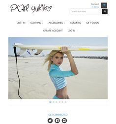Pearl Yukiko Clothing Line, Swimsuit Collection, Teen, Tween Swimsuit 2015, Summer 2015 www.pearlyukiko.com