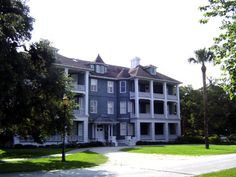 Sans Souci Cottage at the Jekyll Island Club, Jekyll Island, GA
