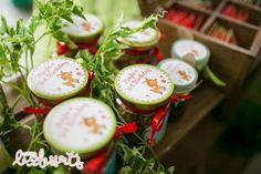 Little Red Riding Hood Party with Such Cute Ideas via Kara's Party Ideas | KarasPartyIdeas.co #BigBadWolf #Party #Ideas #Supplies (14)
