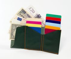 Everything that fits into a minimum squared wallet