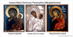 Maica Domnului Paramitya copie icoană pe lemn pictură tradițională bizantină  ortodoxă reproducere icoană originală lucrare de artă iconografică pictură în tempera pe lemn pictată de pictorul Călin Bogătean un urmaș al vechilor iconari pictor profesionist membru al Uniunii Artiștilor Plastici icoană pe lemn cu Maica Domnului Paramitya replică icoană pe lemn Artist, Painting, Artists, Paintings, Draw, Drawings