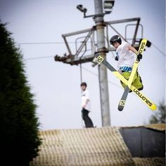 Overstoke Competition at Stoke Ski Slope by Shaun Flannery with JTT