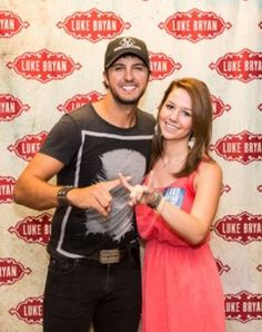 Luke Bryan throws what he knows! #axid #alphaxi #lukebryan