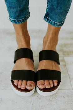 Midnight City Sandals