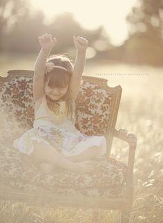 Child portrait, by Wild Flowers Photo