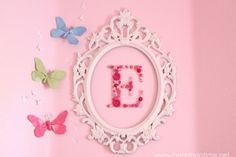 """If I ever have a little girl, I think this would be so cute in her room. It makes me think """"princess fairytale"""" :)"""