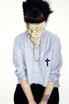 Doogiehowsr. #hiding #mask #headwear