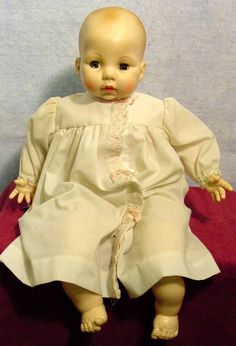 "madame alexander doll ""victoria""...except mine was named ""shunshine""~she went everywhere with me!"
