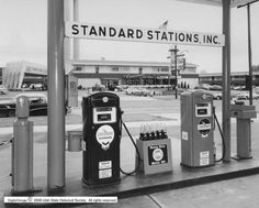 Click this image to show the full-size version. Gas Service, Automobile Companies, Tow Truck, Trucks, Filling Station, Best B, Gas Pumps, Old Signs, Gas Station