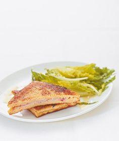 Scharfer French Toast Rezept - [ESSEN UND TRINKEN]
