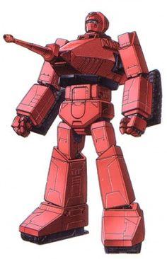 Autobot - Warpath