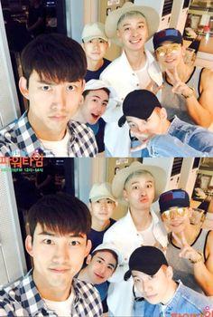 Lee Junho, Taecyeon, Jay Park, Just Love, Entertaining, Funny