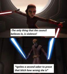 Good old Anakin never fails