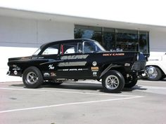 "Gasser Car | Well Steve, about all I can say to that is ""Joke 'em if they can't ..."