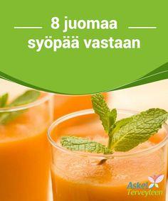 8 juomaa syöpää vastaan   Tässä #artikkelissa tutustumme kahdeksaan juomaan, joilla on #syöpää #ehkäisevä vaikutus.  #Terveellisetelämäntavat