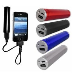 'Double Your Battery' with the USB Flash Charger 'Pen' for iPhone, iPad, Android & More  - $13.00