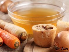 Bone broth is rich in nutrients like gelatin and glycine which help to protect and heal your gut lining, skin and digestive tract! Try this healing recipe!