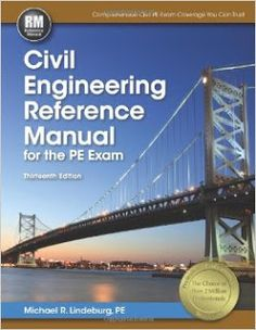 Civil Engineering Reference Manual for the PE Exam Free Download Pdf - 7see