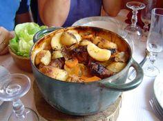 Ragoût d'agneau d'Ouessant - Cuisine française