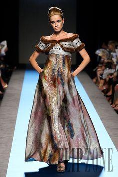 Gattinoni Automne-hiver 2008-2009 - Haute couture - http://fr.flip-zone.com/gattinoni-833