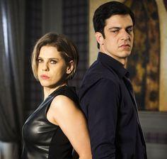 Em 'Amor', Edith leva surra, é expulsa de casa e revela que Félix roubou Paulinha | Folhetim - Yahoo TV