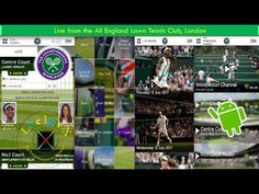 The Championships Wimbledon 2017 Apk for Live from the All England Lawn Tennis Club London On Andr https://youtu.be/RUyHnvnowKY