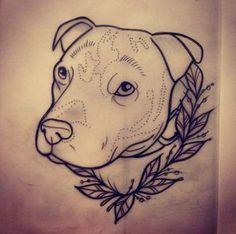 Dogs Tattoo Pitbull 17 New Ideas - - Dogs Tattoo Pitbull 17 New Ideas Tattoos & Piercings Dogs Tattoo Pitbull 17 New Ideas Dogs Tattoo, Pitbull Tattoo, Lion Tattoo, Pitbull Drawing, Body Art Tattoos, Small Tattoos, Cool Tattoos, Tattoo Sketches, Tattoo Drawings