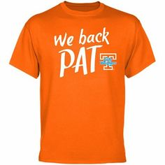 Im totally getting this shirt!!  Gotta support Pat and the Lady Vols anyway I can...and I think you should too!!