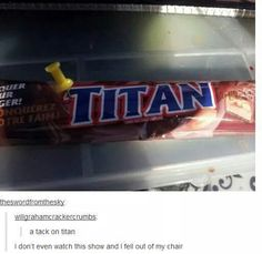 That my friend is called Attack on Titan