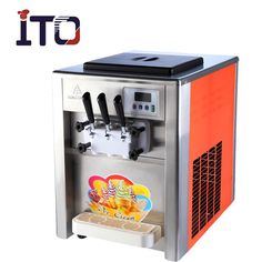 Cheap Soft Ice Cream Machine Buy Quality Directly From China Suppliers Freeshipping Maker Commercial