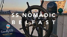 SS Nomadic, Belfast-The Titanic's Sister Ship John Jacob Astor Iv, James Cameron Movies, Belfast City Centre, The Unsinkable Molly Brown, Visit Belfast, Floating Restaurant, Belfast Northern Ireland, French Government, Rms Titanic