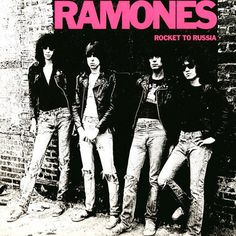 12 inch 33 rpm LP pressed on 180 gram vinyl Rhino Records - originally released in 1977 Side 1: Cretin Hop Rockaway Beach Here Today, Gone Tomorrow Locket Love I Don't Care Sheena Is A Punk Rocker We'