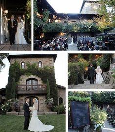 #V_Sattui_Winery Wedding.    Our venue
