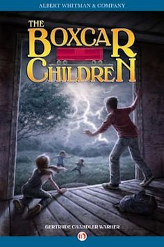 Buy The Boxcar Children by Gertrude Chandler Warner at Mighty Ape NZ. The Aldens begin their adventure by making a home in a boxcar. Their goal is to stay together, and in the process they find a grandfather. Kids Book Series, Book 1, Books For Boys, Childrens Books, Kid Books, Books For 1st Graders, Books Everyone Should Read, Star Wars Books, Summer Reading Lists