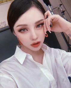 Pony Korean, Korean Girl, Korean Makeup Look, Asian Makeup, Pony Effect, Pony Makeup, Ulzzang Makeup, Kawaii Makeup, Korean Make Up