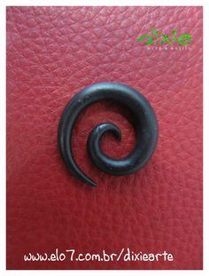 Alargado em Cerâmica Plástica    www.elo7.com.br/dixiearte