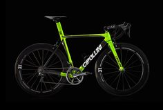Yellow Fluo RB800 by Cipollini