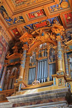 Papal Archbasilica of St. John Lateran Organ