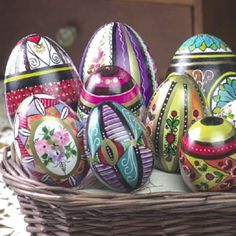Want to make some pretty eggs this year.